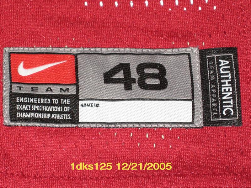 The Real Reggie Bush Nike Football Jersey